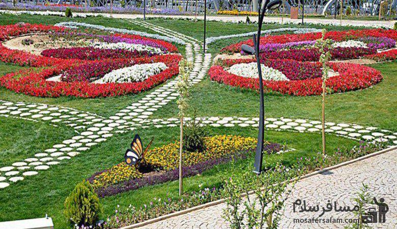 بوستان گل ها