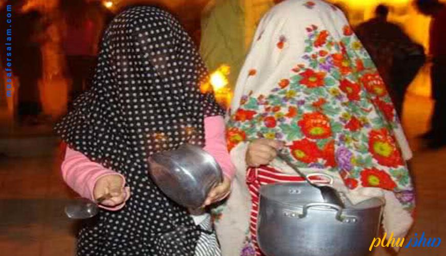 آداب و رسوم چهارشنبه سوری در مشهد