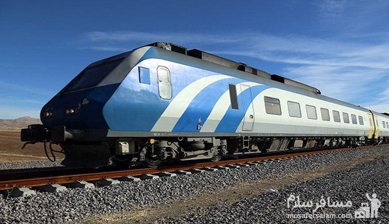 تور زمینی همراه با قطار