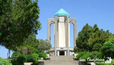 همدان، پایتخت گردشگری و توریستی 2018