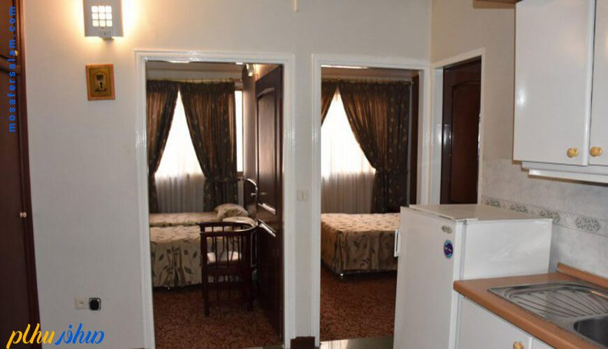 سوئیت هتل فجر مشهد