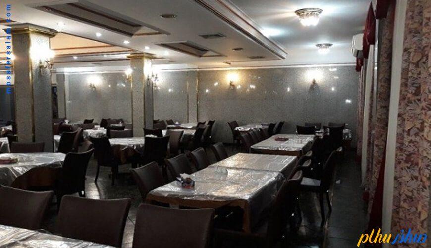رستوران هتل فجر مشهد