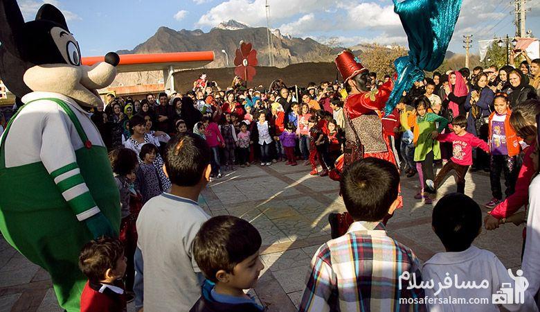 میر نوروزی در کرمانشاه