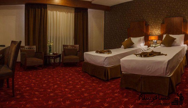 امکانات هتل پارسیس در مشهد