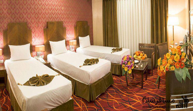 امکانات هتل پارسیس