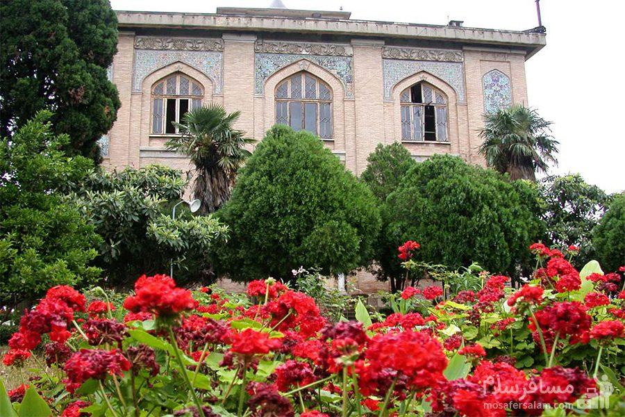 کاخ صفی آباد بهشهر
