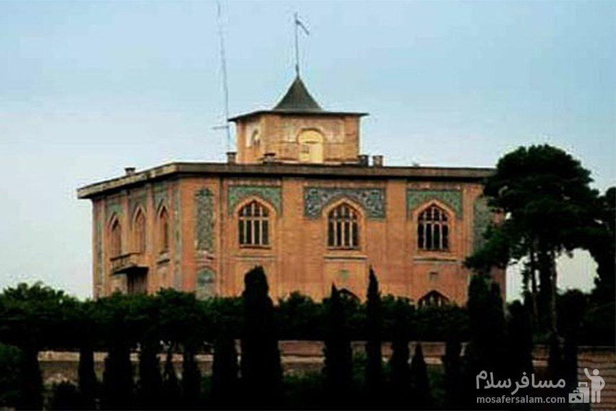 کاخ زیبا صفی آباد