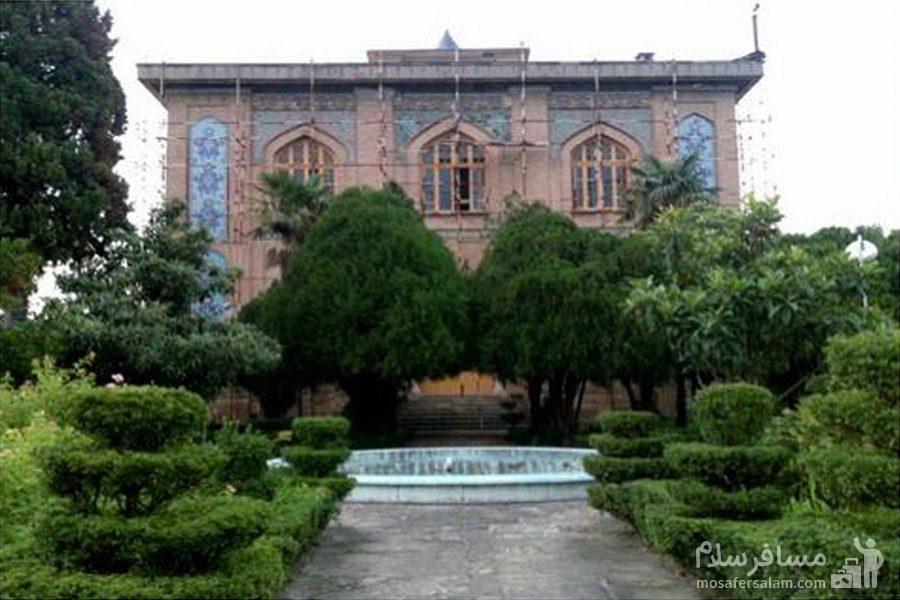 کاخ با شکوه صفی آباد