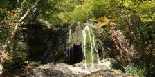 آبشار سمبی در بهشهر