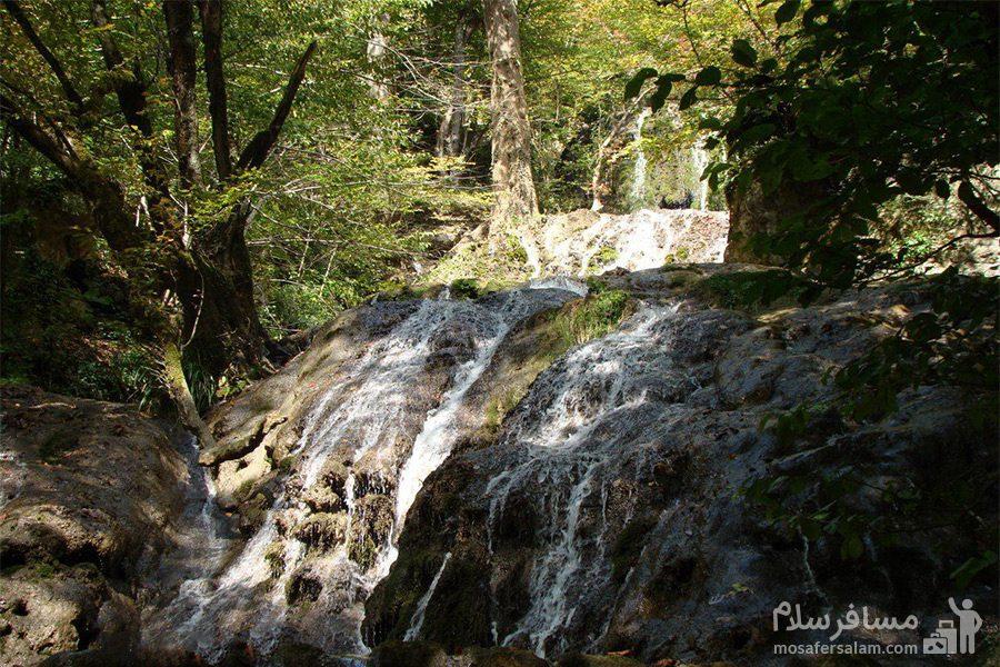 رودخانه آبشار سمبی