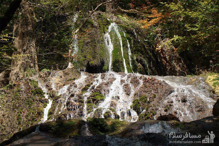 دامنه آبشار سمبی