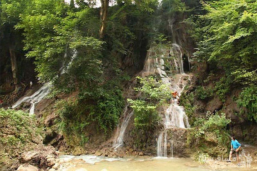برکه آبشار سمبی