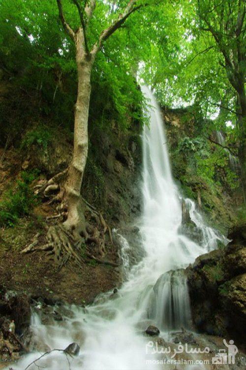 آبشار سمبی بهشهر