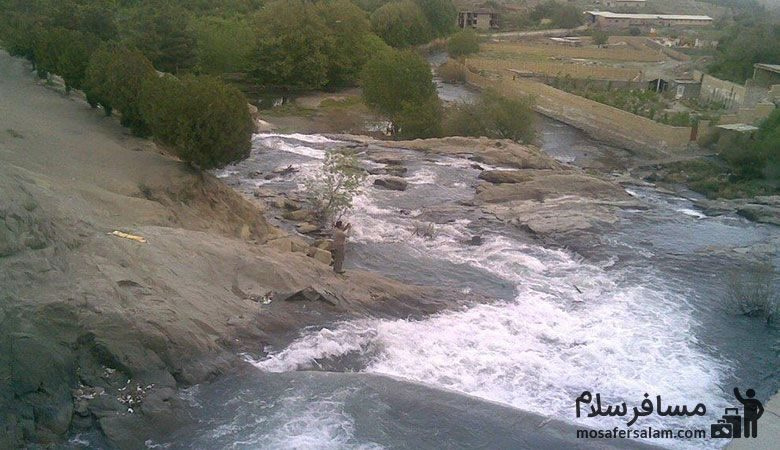 رودخانه بند گلستان