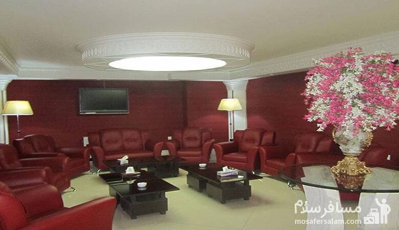 Diamond-Hotel-Tehran، هتل دیاموند