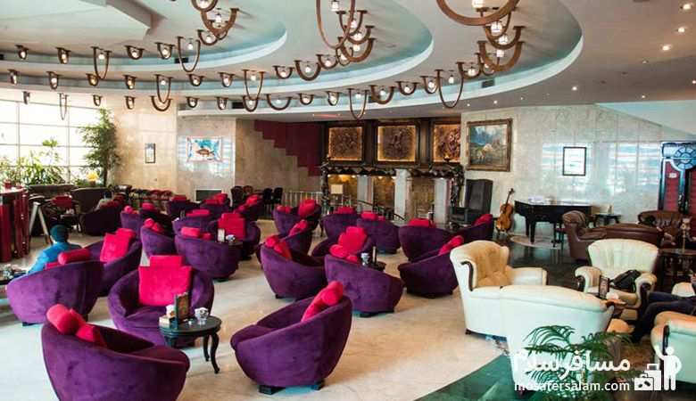 Ferdowsi-Hotel-cafe-Tehran، کافی شاپ هتل فردوسی مشهد