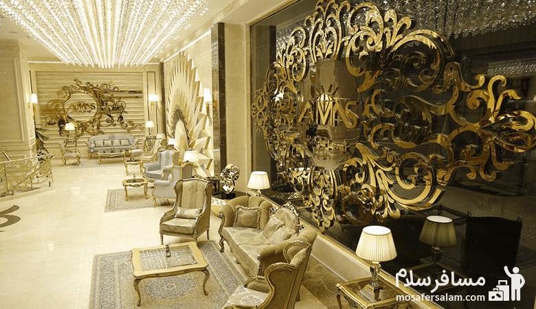 Hotel-Diamond-2-in-Mashhad، هتل الماس 2