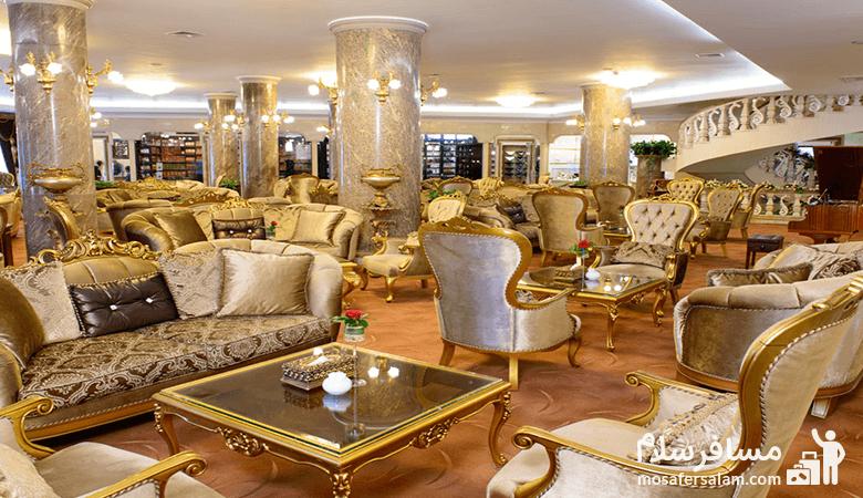 Hotel-Golden-Palace-of-Mashhad، هتل قصر مشهد