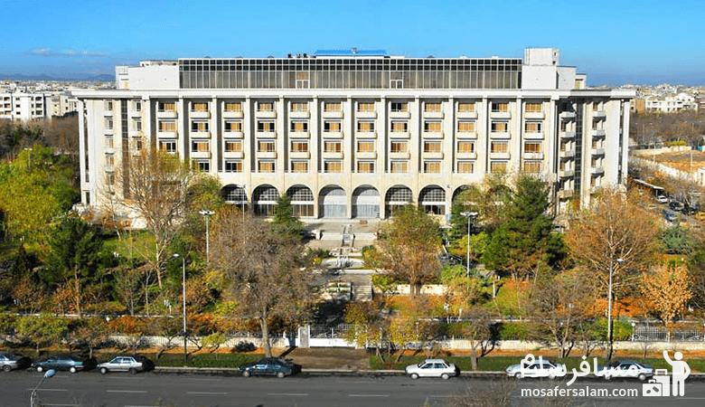 Hotel-Homa-2-in-Mashhad، هتل هما 2 مشهد