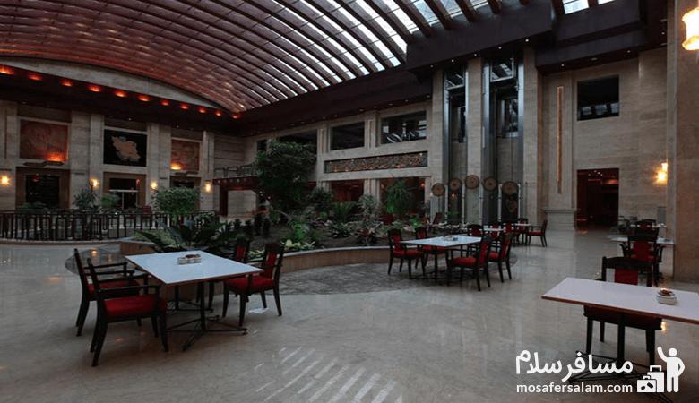 Pars-Hotel-Mashhad، هتل پارس مشهد