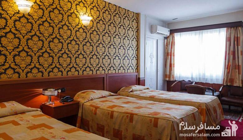Hotel-Shiraz-Tehran، هتل شیراز