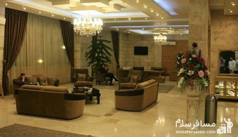 لابی هتل ایساتیس