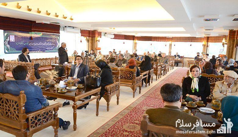 رستوران سد چالیدره مشهد