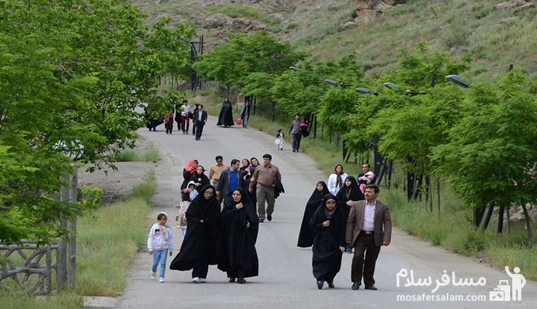 چالیدره مشهد