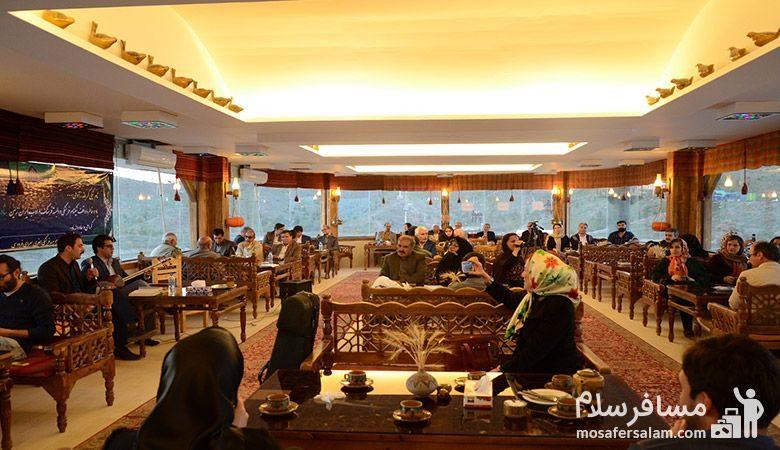 رستوران چالیدره مشهد