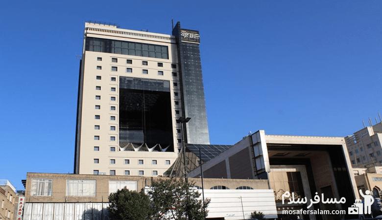 Mashhad-Luxury-Dervish-Hotel، هتل درویشی مشهد