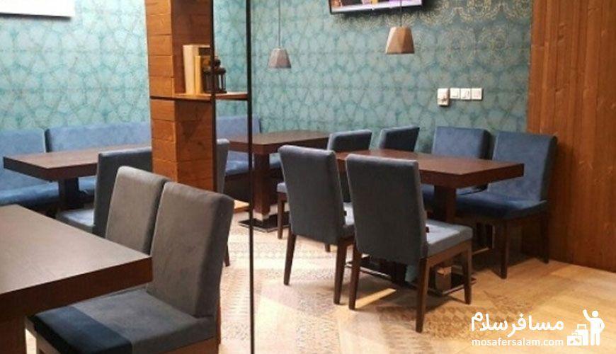 رستوران هتل مینو قزوین