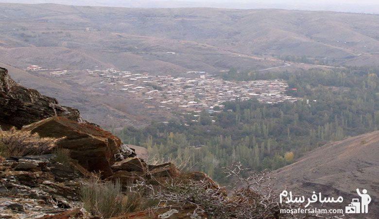 روستا مغان مشهد