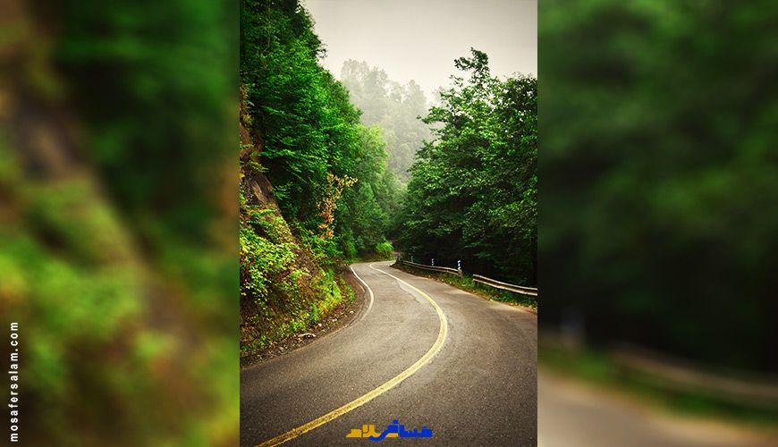 جاده شمال