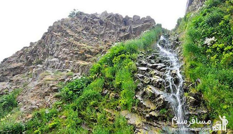 Sardaba-waterfall، آبشار سردابه