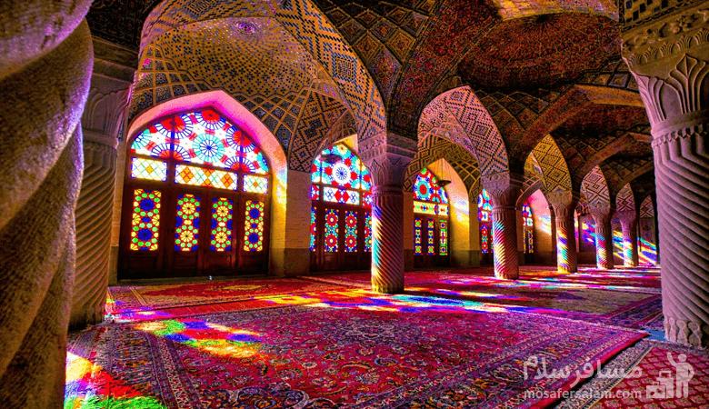 شیراز, جاذبه گردشگری شیراز