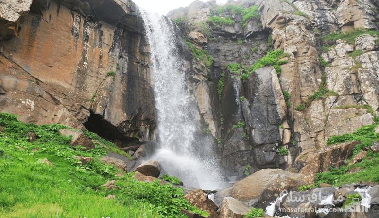 آبشار ورزان, رزرواسیون مسافر سلام