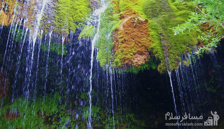 آبشار, رزرواسیون مسافر سلام