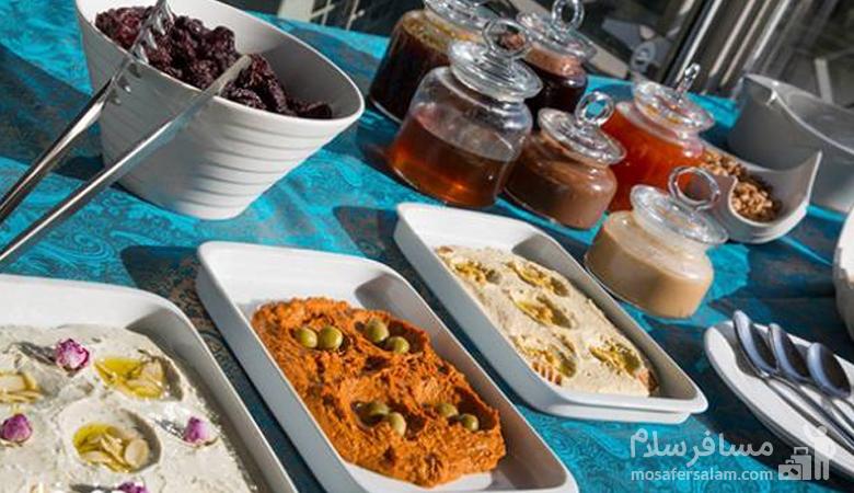 ضیافه رستورانی در تهران