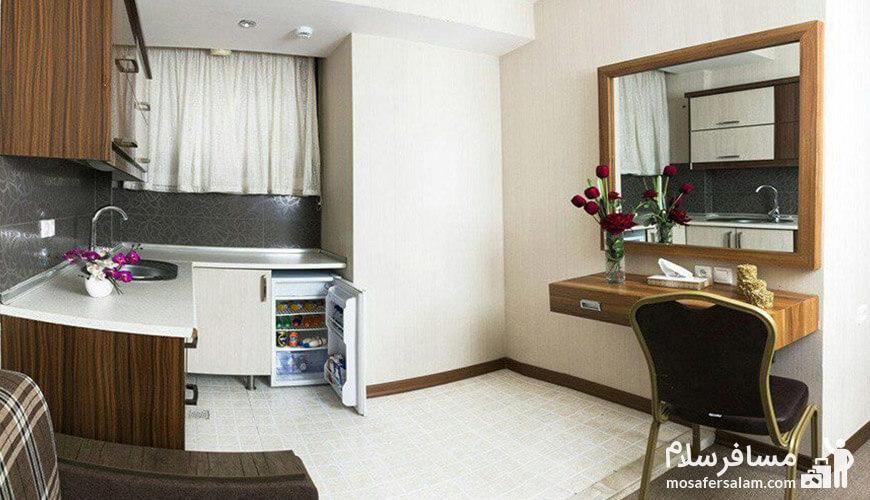 هتل آیران مشهد, هتل مشهد قیمت مناسب