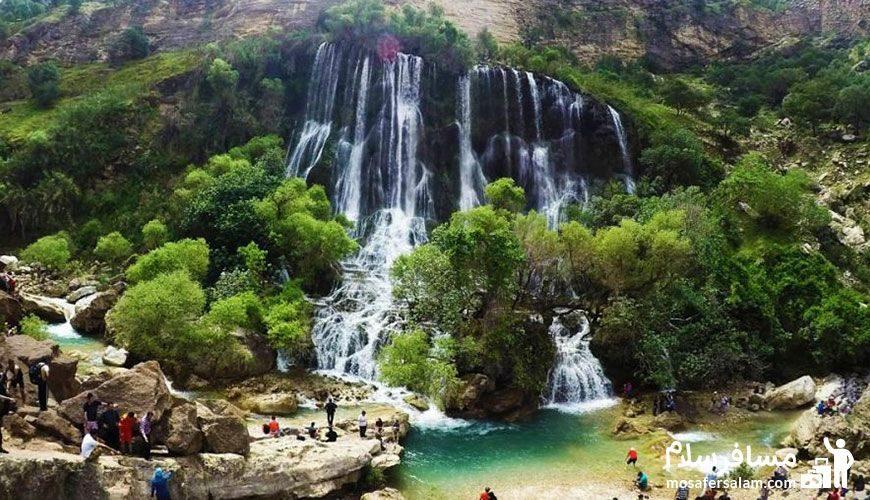 آبشار شِوی دزفول