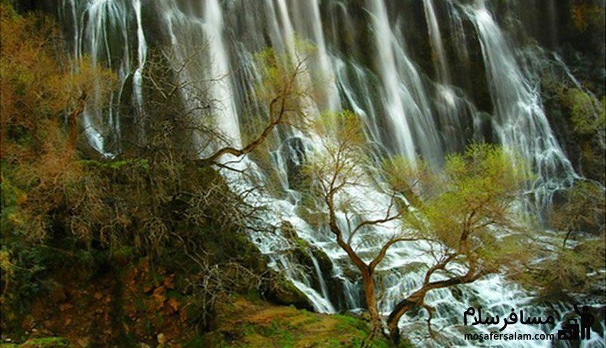 آبشار شِوی، نیاگارا خاورمیانه