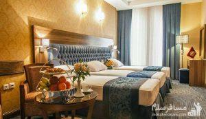 هتل آرمان مشهد، هتل های 3 ستاره مشهد، رزرواسیون مسافرسلام