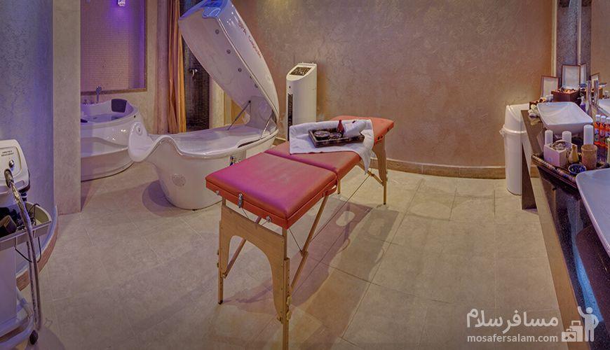 ماساژ هتل درویشی