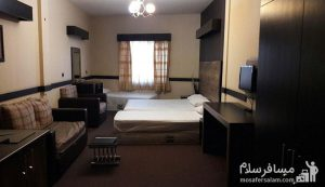 هتل آپادانا مشهد، هتل های 3 ستاره مشهد، رزرواسیون مسافرسلام