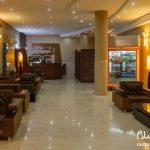 فاصله هتل عماد مشهد تا حرم