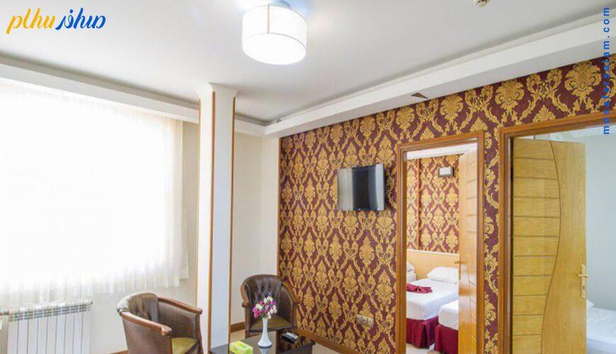 سوئیت هتل آپارتمان رواق مشهد
