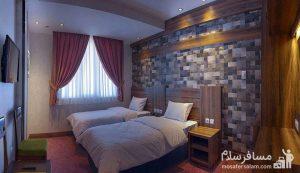 هتل کارن مشهد، هتل های 3 ستاره مشهد، رزرواسیون مسافرسلام