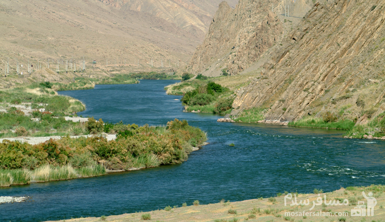 رودخانه ارس