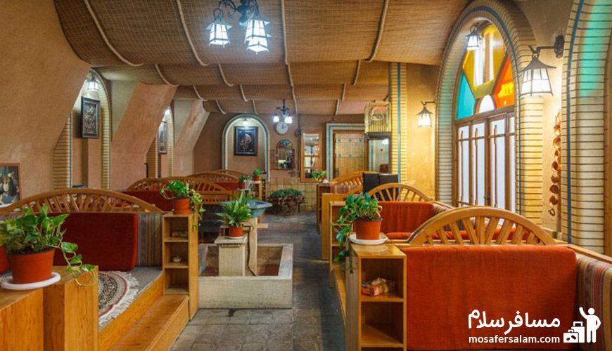 سنتی سرا هتل نور مشهد