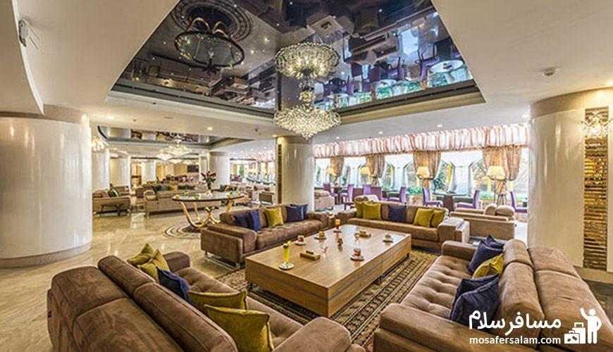 هتل آرمان مشهد درماه رمضان